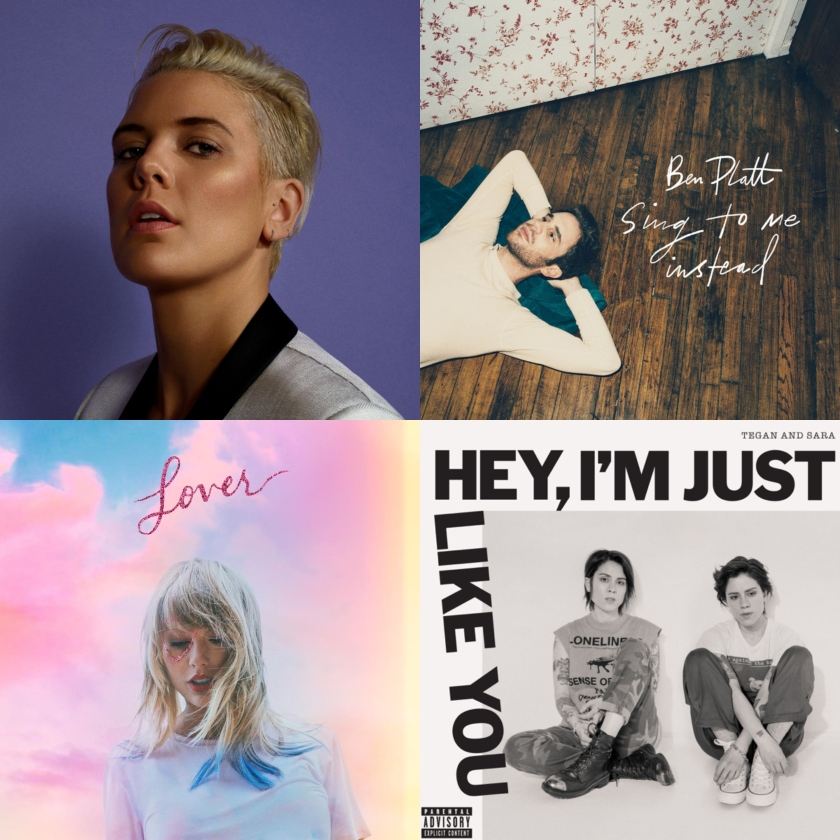 Best Albums of 2019 (2)
