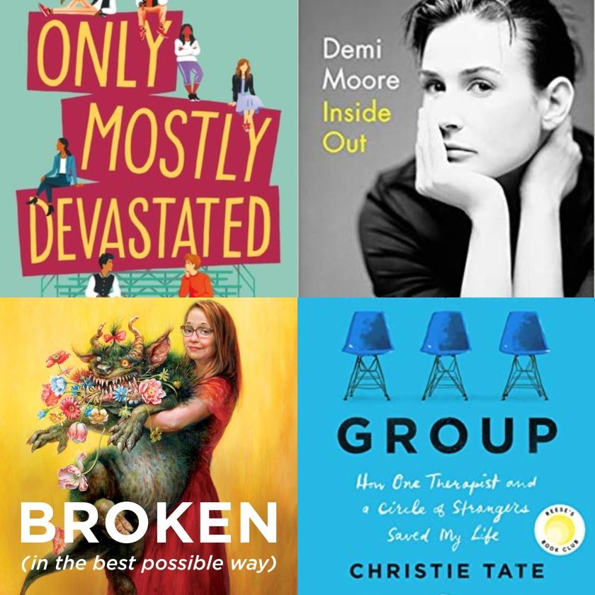 Best Books Spring 2021